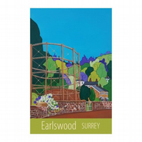Earlswood - unframed