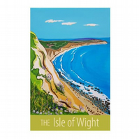 Isle of Wight - unframed