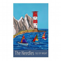 Needles - unframed
