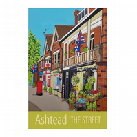 Ashtead The Street - unframed