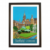Sheffield - black frame