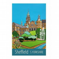 Sheffield - unframed