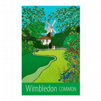 Wimbledon Common - unframed