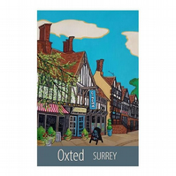 Oxted - unframed
