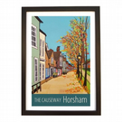 Horsham  - black frame