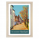 Horsham  - white frame