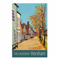 Horsham  - unframed