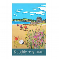 Broughty Ferry, Dundee - unframed