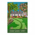 Esher Green - unframed