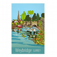 Weybridge - unframed