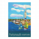 Portsmouth - unframed