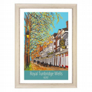 Royal Tunbridge Wells - white frame