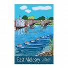 East Molesey - unframed