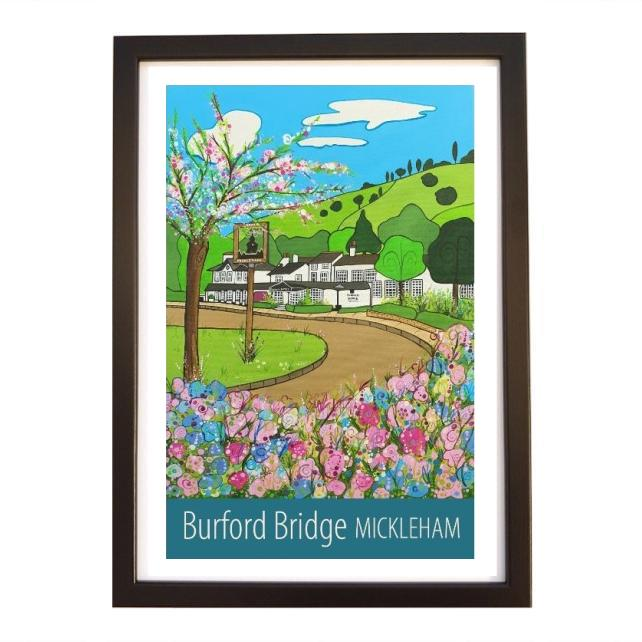 Burford Bridge, Mickleham