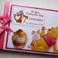 Personalised Winnie the Pooh Birthday Guest Book