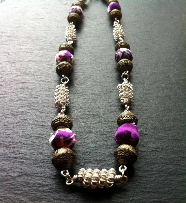 Purple Passion Necklace