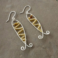 Fabulously Fishy Earrings