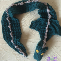 Children's Scarf: Draggle (2-5 yrs)