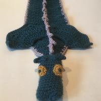 Child's Scarf: Draggle (3-8 yrs)