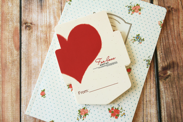 For Love Mini paper envelopes