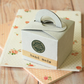 Chipboard Grey Square Favour boxes