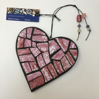 Medium Mosaic Heart 1