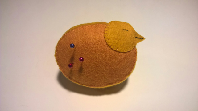 Chick Pin Cushion