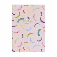 Pink Banana - Mini Notebook by YAY