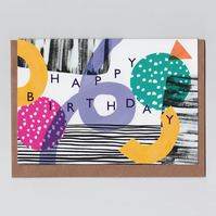 Birthday Card - Hop & Twist - By YAY
