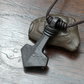 Hand Forged Iron Thor's Hammer