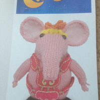 The Clangers Knitting Pattern