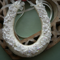 Small Wedding Horseshoe