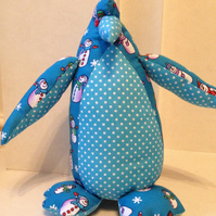 Bobby the Blue Penguin