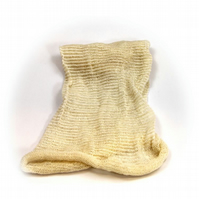 Muslin Bags pk 10 USE IN HOME BREWING , ELDERFLOWERS ETC FREEPOST UK