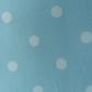 Cath Kidston Pale Blue Spot Cotton Duck Fabric