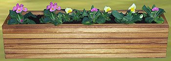 IROKO WINDOW BOX 120cm
