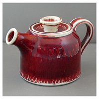 Pottery teapot 9627 porcelain h99 x 114mm 786g
