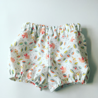 'Bees & Birds' Baby bloomers