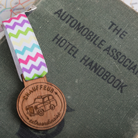 Chauffeur Medal - gift for taxi driver, dad, mum, the SO who picks you up at 3am