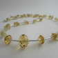 Citrine Necklace, Citrine & Sterling Silver Necklace, Citrine Jewellery, Citrine