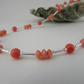 Coral Necklace 35th Anniversary