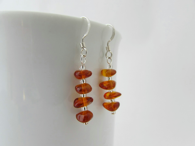 Baltic Amber Earrings. Amber Earrings, Amber Jewellery, Amber, Baltic Amber