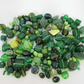 Green Beads. Mixed bag of Green Beads, Green Beads for Jewellery Making