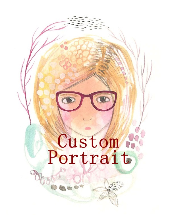 Original A4 custom portrait