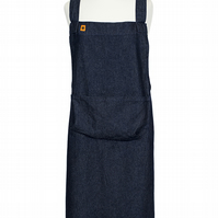 Denim Susie Apron