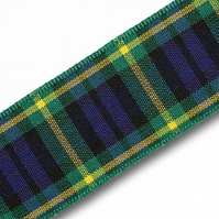 Handmade Gordon Tartan Cat Collar