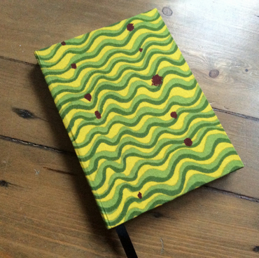 A6 Handmade Notebook