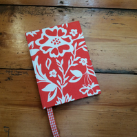 Small Handmade Notebook
