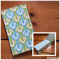 Handbound Jotter Notebook with Pencil