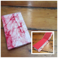 Handbound Jotter Notebook with Pencil Covered in a Merchant & Mills Fabric
